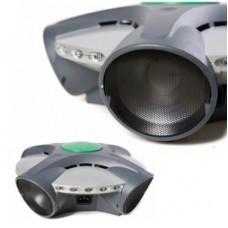 Световой, звуковой и ультразвуковой отпугиватель грызунов, крыс, мышей «Торнадо 1200»