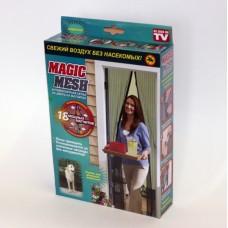Москитная сетка на 18 магнитах  MAGIC MESH