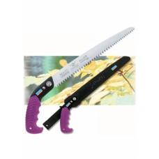 Пила с прям. полотном Samurai, L=210мм/4мм, в чехле, с поясным крепл. (JS-210-LH)