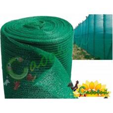Защитная сетка для укрывания строительных лесов 35 г/м2, 4x50 м