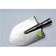 Лопата штыковая средняя из титана без черенка