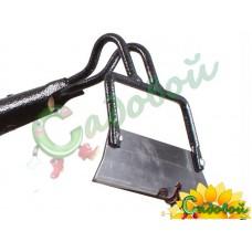 Тяпка 150 мм легированная, коррозионностойкая сталь